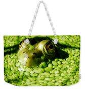 Frog Eye's Weekender Tote Bag