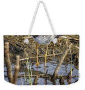 Frog For Lunch Weekender Tote Bag
