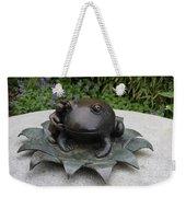 Frog Whisperer Weekender Tote Bag