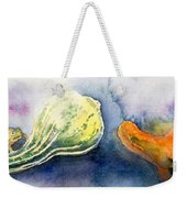 Froggy And Gourds Weekender Tote Bag