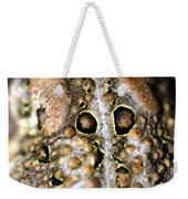 Frogs Back Weekender Tote Bag