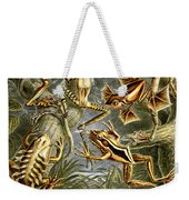 Frogs Frogs And More Frogs Weekender Tote Bag