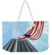 From A Different Perspective Weekender Tote Bag
