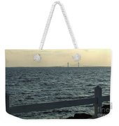 From A Distance Weekender Tote Bag