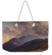 From Balestrand At The Sognefjord Weekender Tote Bag