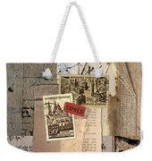 From Books Weekender Tote Bag by Carol Leigh
