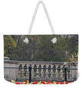 From Buckingham To Big Ben Weekender Tote Bag