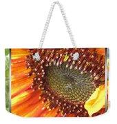 From Bud To Bloom - Sunflower Weekender Tote Bag