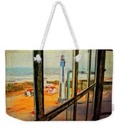 From Cape Henry Lighthouse Weekender Tote Bag