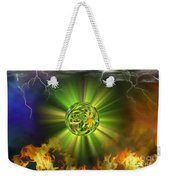 From Chaos Weekender Tote Bag