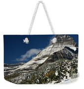 From Fall To Winter Weekender Tote Bag