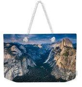 From Glacier Point Weekender Tote Bag