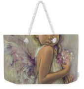 From Heaven... Weekender Tote Bag by Dorina  Costras