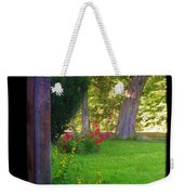 From Inside Out Weekender Tote Bag