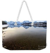 From Pebbles To Mountains Weekender Tote Bag