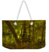 From River Rocks To Forest Reflections Weekender Tote Bag