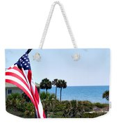 From Sea To Shining Sea Weekender Tote Bag