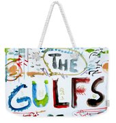 From The Gulfs Of Night Weekender Tote Bag