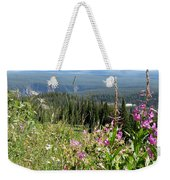 From The Mountain Weekender Tote Bag