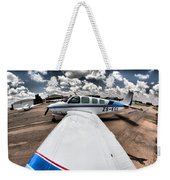 From The Wing Weekender Tote Bag