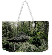 From Whence The Light Came Weekender Tote Bag