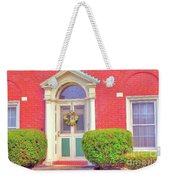 Front Of Home Weekender Tote Bag