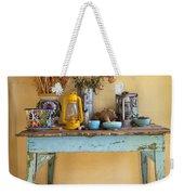 Front Porch Still Life Weekender Tote Bag