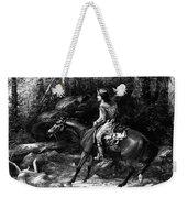 Frontiersman, 19th Century Weekender Tote Bag