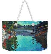 Frood Lake Outlet Weekender Tote Bag