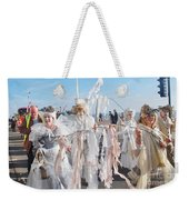 Frost Fair Parade At St Leonards Weekender Tote Bag