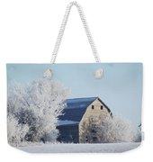 Frost Farm Weekender Tote Bag