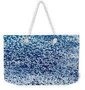 Frost Flakes On Ice - 02 Weekender Tote Bag
