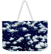 Frost Flakes On Ice - 05 Weekender Tote Bag