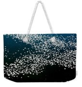 Frost Flakes On Ice - 15 Weekender Tote Bag