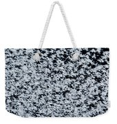 Frost Flakes On Ice - 17 Weekender Tote Bag