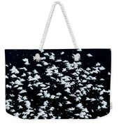 Frost Flakes On Ice - 23 Weekender Tote Bag