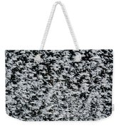 Frost Flakes On Ice - 24 Weekender Tote Bag