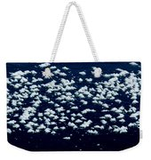 Frost Flakes On Ice - 25 Weekender Tote Bag