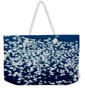 Frost Flakes On Ice - 28 Weekender Tote Bag