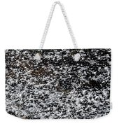 Frost Flakes On Ice - 29 Weekender Tote Bag