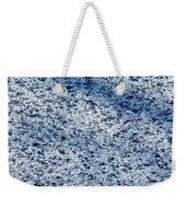 Frost Flakes On Ice - 32 Weekender Tote Bag