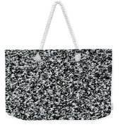 Frost Flakes On Ice - 35 Weekender Tote Bag