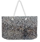 Frost Flakes On Ice - 14 Weekender Tote Bag