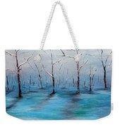 Frost Like Ashes Weekender Tote Bag