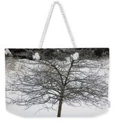 Frost On The Hawthorne Weekender Tote Bag