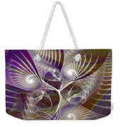 Frost Spirit - Square Version Weekender Tote Bag