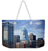 Frost Tower Iphone And Prints Weekender Tote Bag