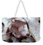 Frostcicles Weekender Tote Bag
