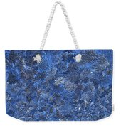 Frosted Frozen Flakes Weekender Tote Bag