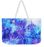 Frosted Window Abstract I   Weekender Tote Bag